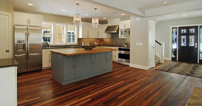 Environmental Benefits of Hardwood Floors