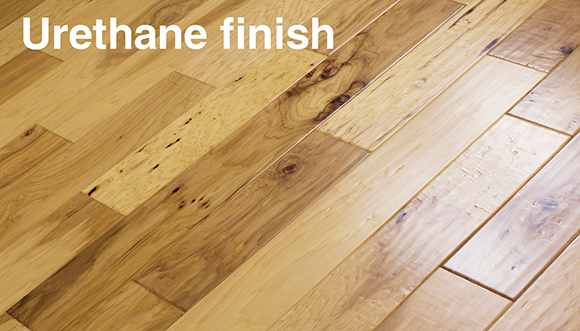 Non Oil Finish Hardwood Floor Advantages