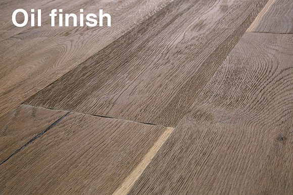 Oil Finish Hardwood Floor Benefits