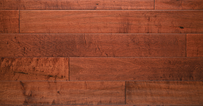 Featured Floor of the Month – Brazilian Cherry Rio!