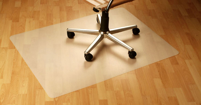 How Can I Protect A Hardwood Floor From