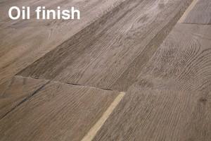 Oil Based Finished Hardwood Floors