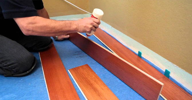 The Three Phases of Flooring Installation by Ron Call