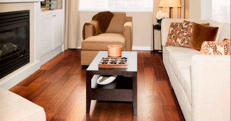 Let's Talk About Color: Red Hardwood