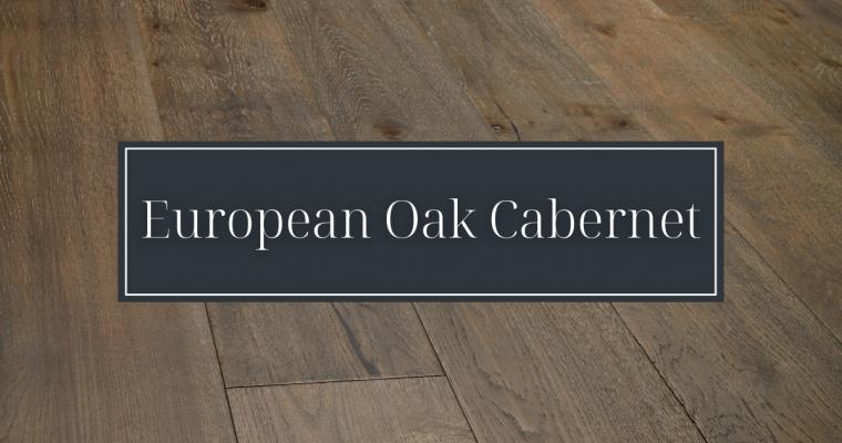 Featured Floor: European Oak Cabernet