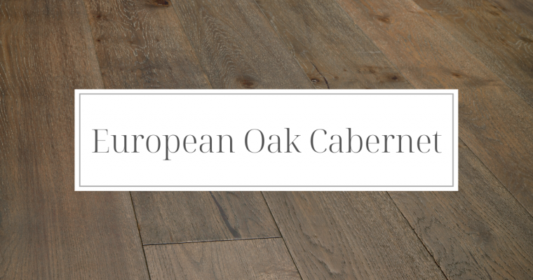 Featured Floor: European Oak Cabernet