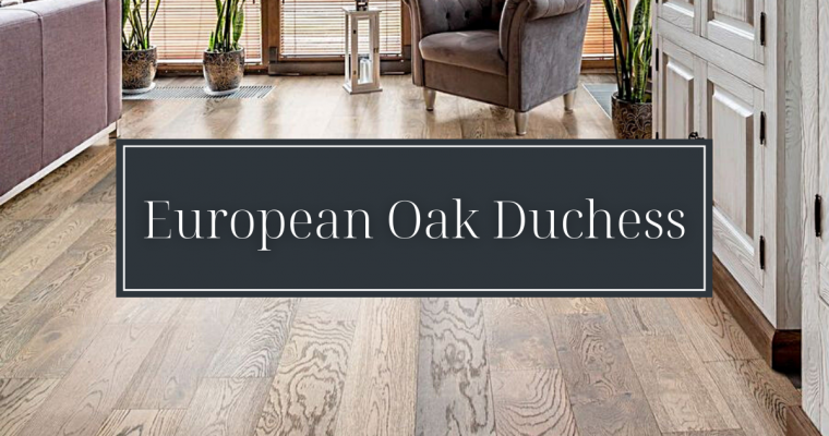 Featured Floor: European Oak Duchess