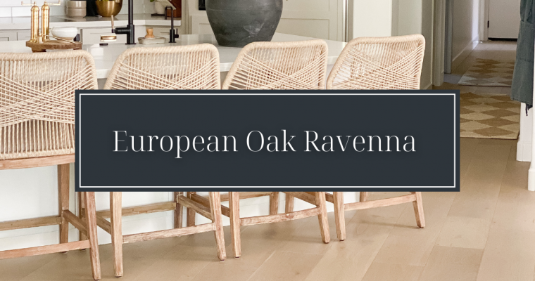 Featured Floor: European Oak Ravenna
