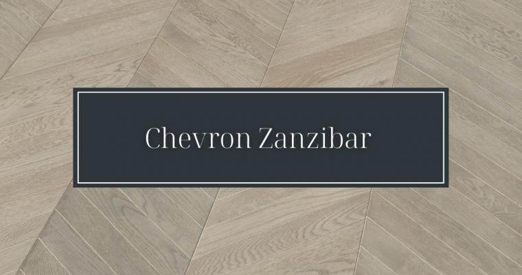 Featured Floor: Chevron Zanzibar